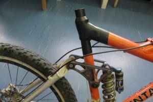 שלדת אופניים