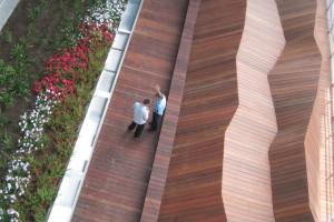 אדריכלות ומעצבים – בנק לאומי 2