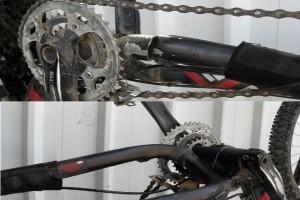 שיקום שלדות אופניים